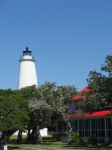 Ocracoke Island Lighthouse and Innkeeper's Home