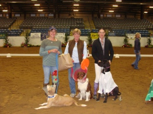 The 2013 Champion Doggie Costume Contest Winners