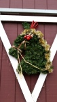Ms. C's second wreath